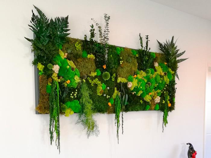 Rendre naturel… tout l'art du compositeur végétal